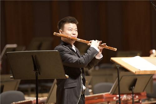 著名青年笛家胡玉林竹笛音乐会西安站圆满落幕